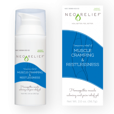 Neorelief for Muscle Cramping and Restlessness Subscription