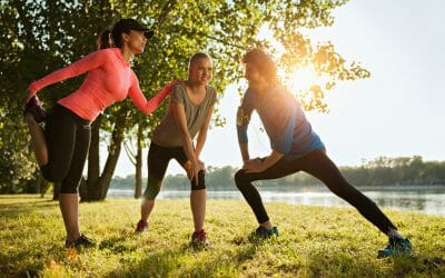 Tame muscle cramps and make the most of your run time