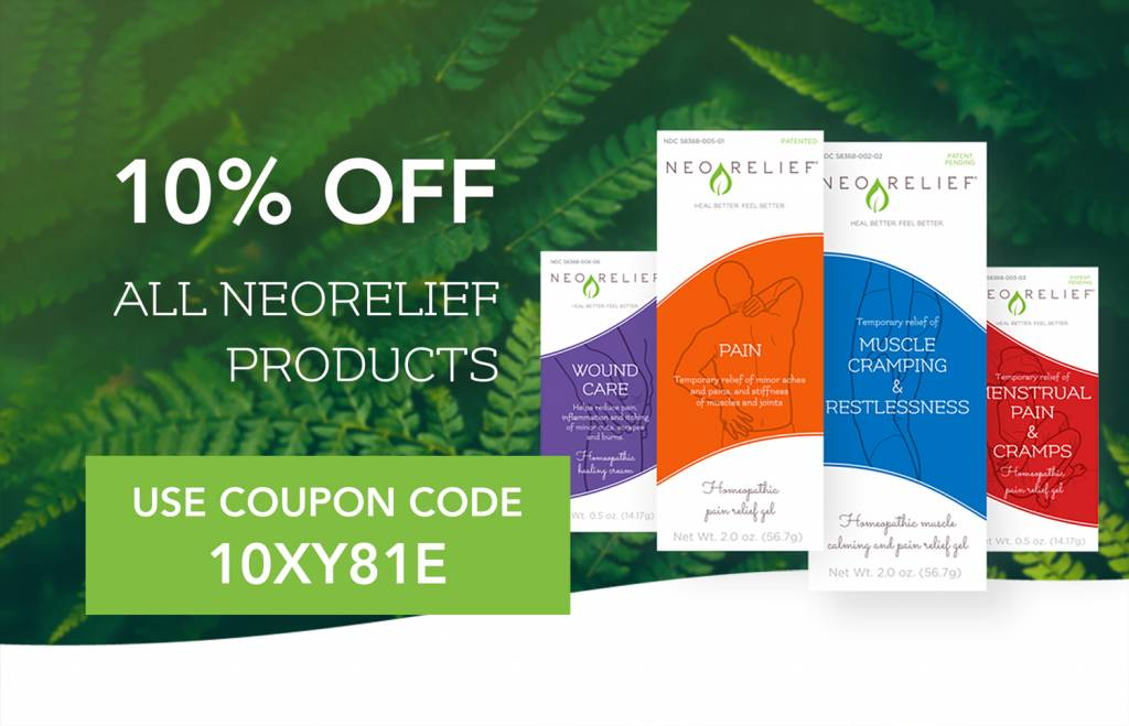 Get 10% Off With a NeoRelief Coupon
