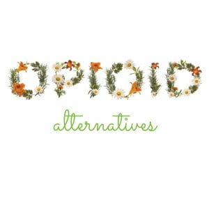 gentle opioid alternatives for soothing and pain relief