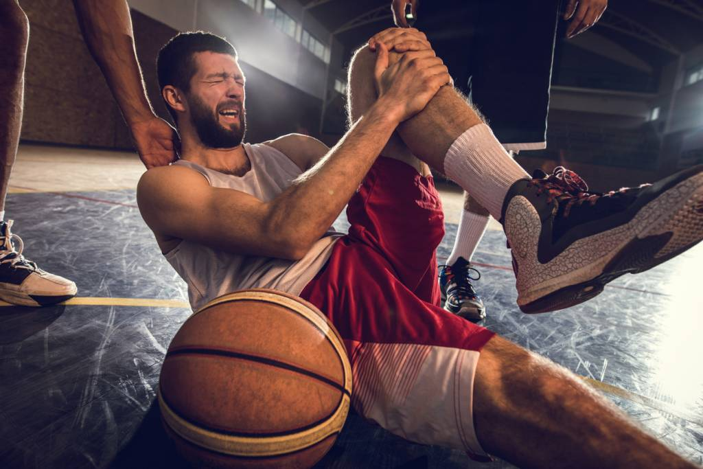 Joint pain relief after sports injuries