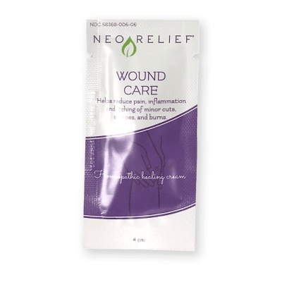 NeoRelief for Wound Care Sample Pack